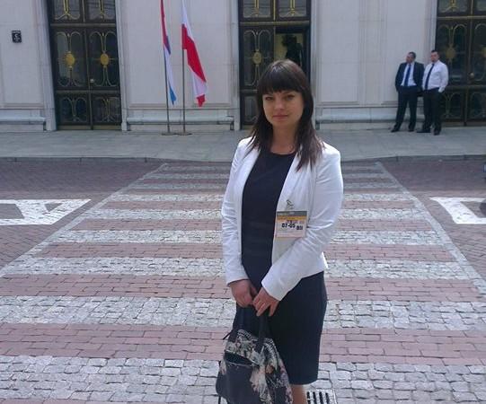 Jagoda Kicielińska. Sejmowa Podkomisja ds. Nauki i Szkolnictwa Wyższego.